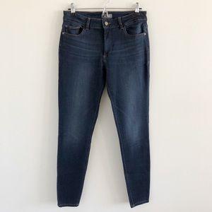 DL1961 Emma Power Legging Jeans in Walton Blue 30
